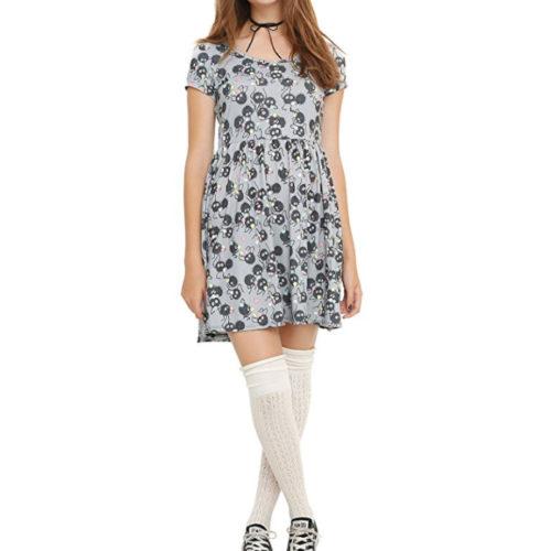 Studio Ghibli Spirited Away Soot Sprite Dress