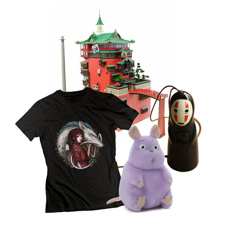 Twelve Spirited Away Gift Ideas for Miyakazi Lovers