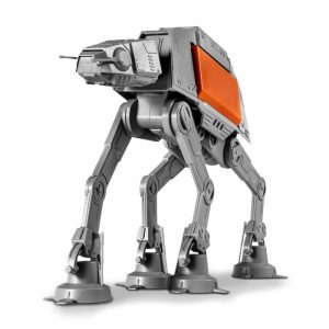Star Wars Build and Play Imperial AT-ACT Cargo Walker