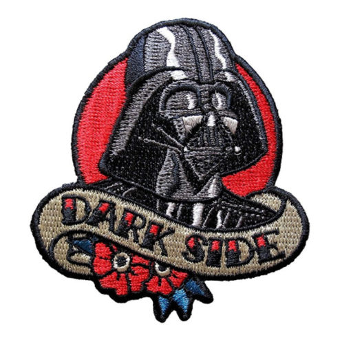 Star Wars Darth Vader Tattoo Embroidered Patch