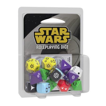 Star Wars RPG Dice
