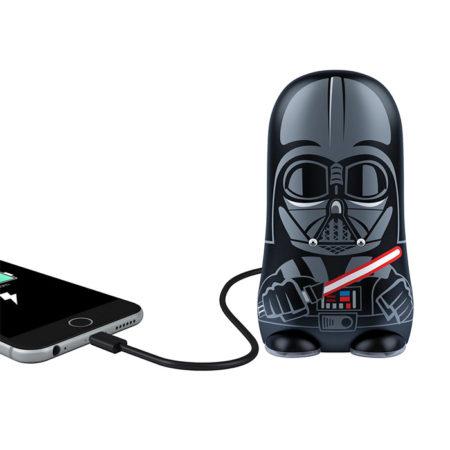 Darth Vader MimoPowerBot 5200mAh Portable Battery Charger