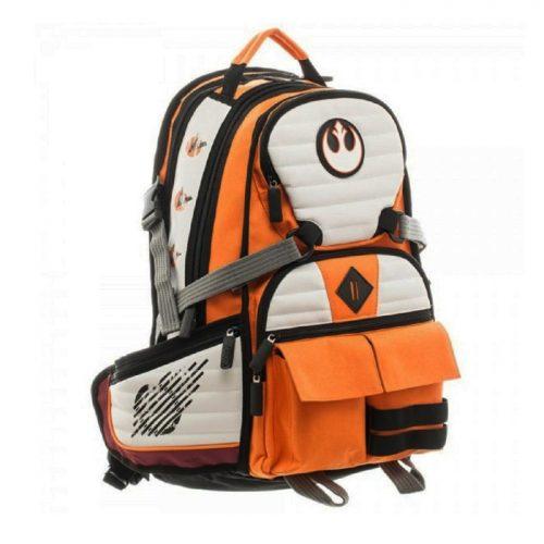 Star Wars Rebel Squadron Pilot Suit Up Backpack