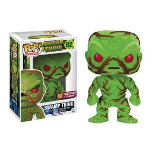 Funko Swamp Thing Scented Flocked Pop! Vinyl Figure