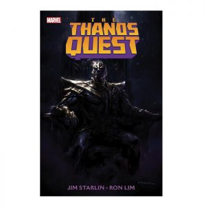 The Thanos Quest One-Shot Marvel Comics