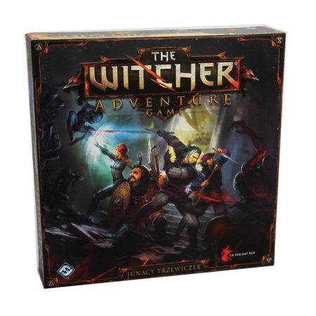 The Witcher Tabletop Adventure Game
