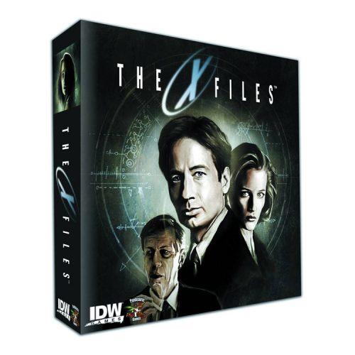 The X-Files: Board Game