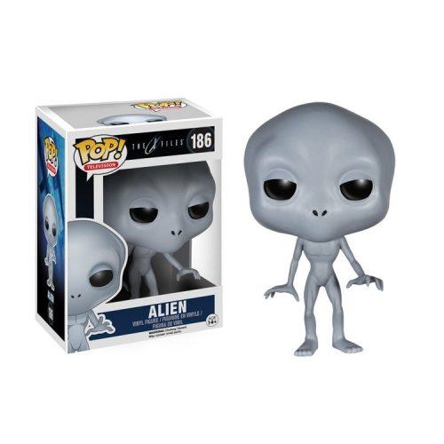 X-Files Alien Funko Action Figure