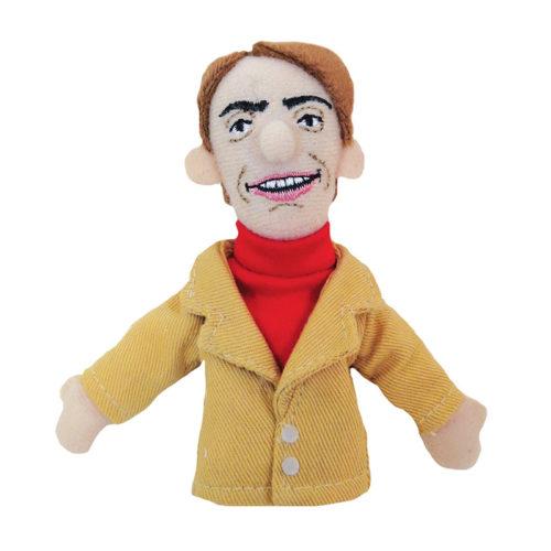Carl Sagan Finger Puppet and Refrigerator Magnet