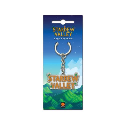 Stardew Valley Logo Keychain