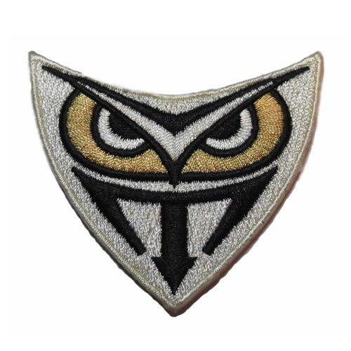 Blade Runner Embroidered Patch Tyrell Genetic Replicants Owl Logo