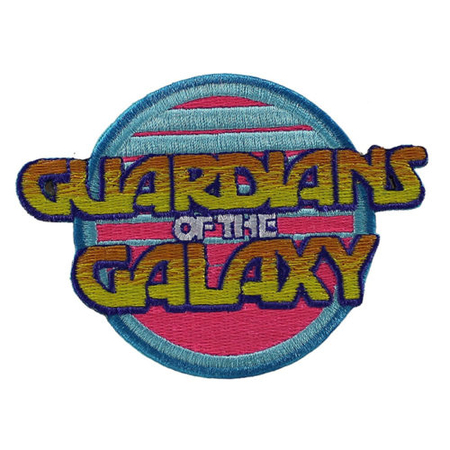 Marvel Guardians of The Galaxy Retro Embroidered Patch