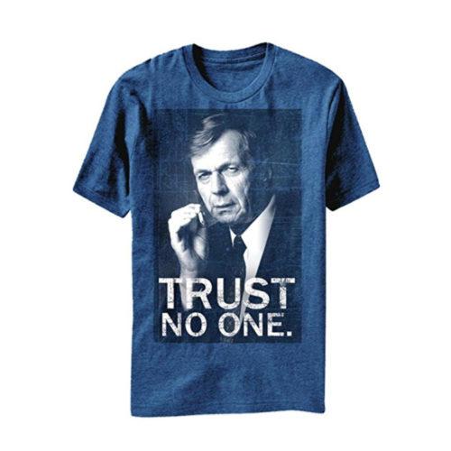 "The X-Files Smoking Man ""Trust No One"" T-Shirt"