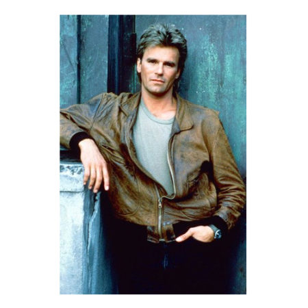 MacGyver's Richard Dean Anderson 24x36 Poster