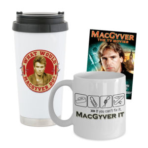 One of a Kind Handy MacGyver Gift Ideas and Products