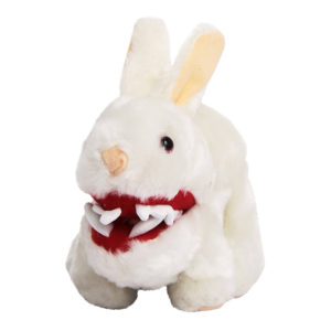 Monty Python's Rabbit Plush with Big Pointy Teeth