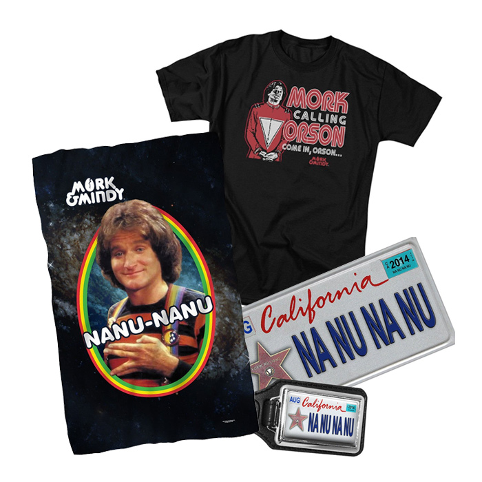 Top 10 Mork & Mindy Gift Ideas and Products for Fans of the 80s Show