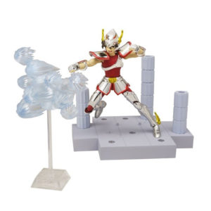 Saint Seiya Pegasus Meteor Punches Action Figure