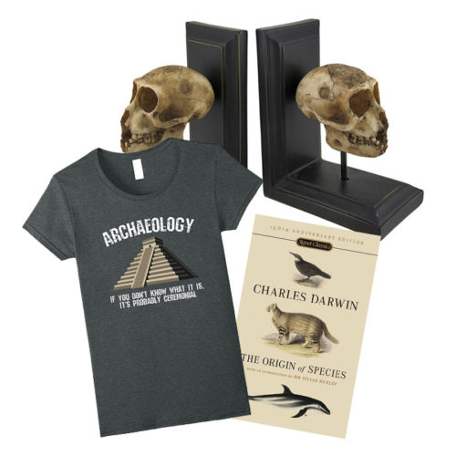 Original Archaeology & Anthropology Gift Ideas and Products