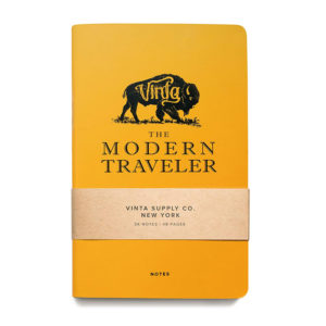 The Modern Traveler 3 Pack Field Notebooks