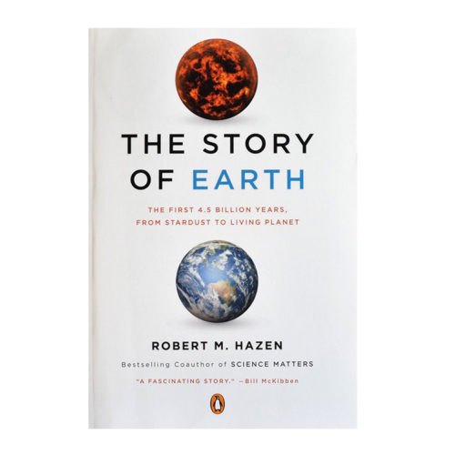 The Story of Earth: The First 4.5 Billion Years