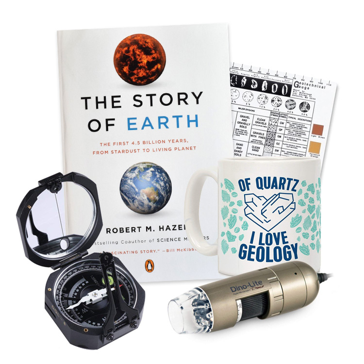 Top 10 Gift Ideas for Geologists and Rock Lovers