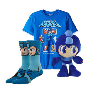 Exclusive Mega Man Gift Ideas, Products and Merchandise