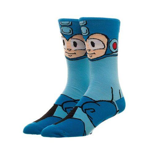 Mega Man Officially Licensed Socks