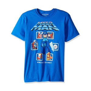 Megaman Short Sleeve T-Shirt from American Classics