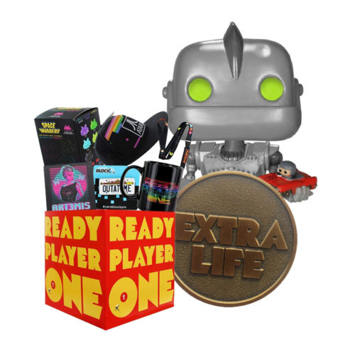 Ready Player One Themed LookSee Box Bundle