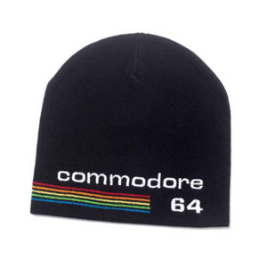Commodore 64 Officially Licensed Beanie Hat with Logo