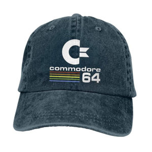 Commodore 64 Adjustable Baseball Cap Washed