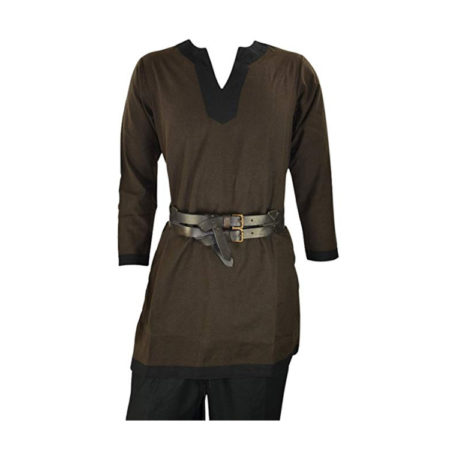 Durable Medieval Tunic for LARPing, Cosplaying