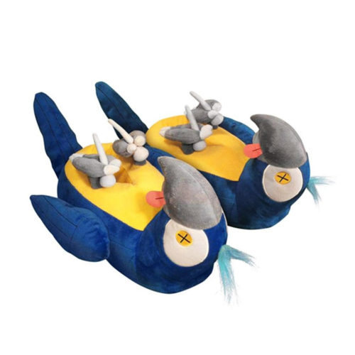 Monty Python Dead Parrot Slippers by Toy Vault