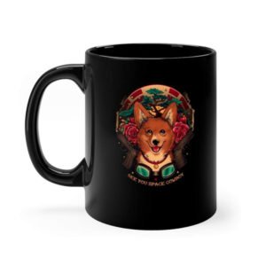 Cowboy Bebop Ein See You Space Cowboy Mug 11 oz
