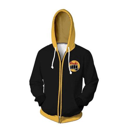 Karate Kid Cobra Kai Pullover Sweatshirt Hoodie