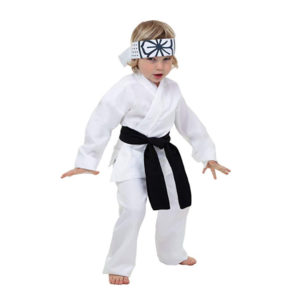 Karate Kid Toddler Daniel San Costume