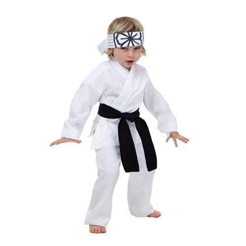Karate Kid Toddler Daniel San Costume