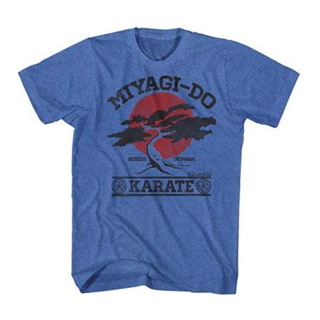 Karate Kid Miyagi-Do Vintage Adult T-Shirt