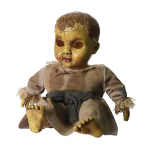 Haunted Doll with Sound by Morris Costumes