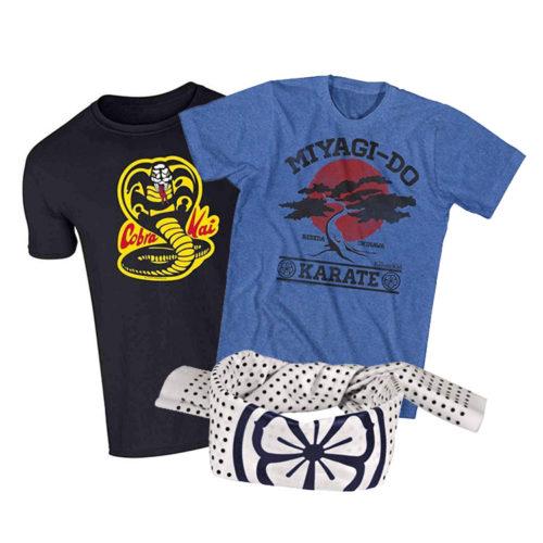 Sweeping Karate Kid Gift Ideas (Kobra Kai vs Miyagi-Do)