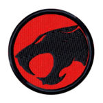 """Thundercat 3"""" Embroidered Patch"""