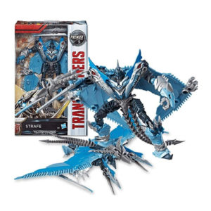 Transformers Action Figures: The Last Knight Strafe