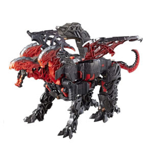 Transformers Action Figures: Turbo Changer Dragonstorm
