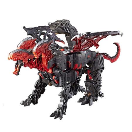 Transformers Action Figures: Turbo Changer Dragonstorm