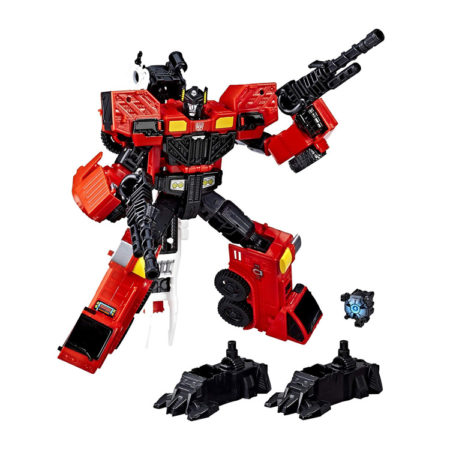 Transformers Action Figures: Voyager Inferno