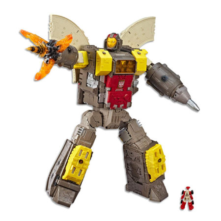 Transformers Action Figures: War for Cybertron Omega Supreme