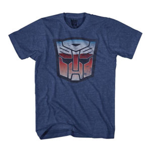 Transformers Stressed Short Sleeve T-Shirt