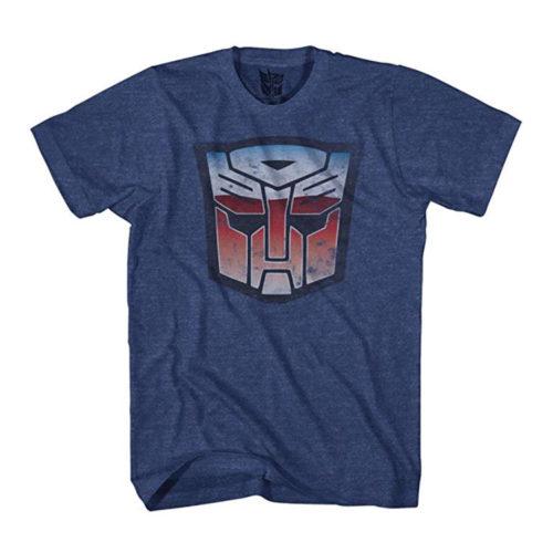 Transformers Stressed Short Sleeve T-Shirt