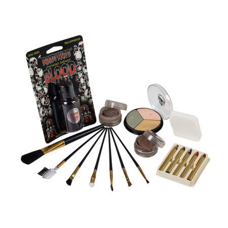 Professional Zombie Makeup Kit By Bloody Mary